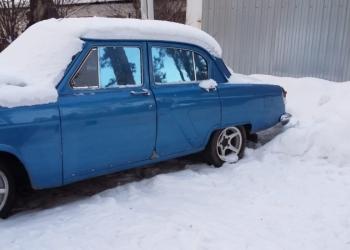 ГАЗ 21 Волга, 1968