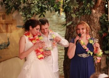 Ведущая в Екатеринбурге тамада на свадьбу ведущая
