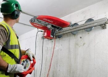 Алмазная резка и сверление бетона