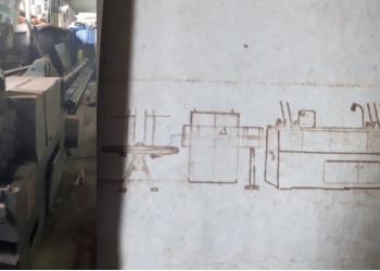 правильно-отрезной станок для правки проволоки,прутка,арматуры