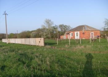 Дом 65 м2 за 450000 руб