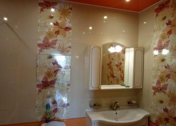 Производим ремонт и отделку ванных комнат.