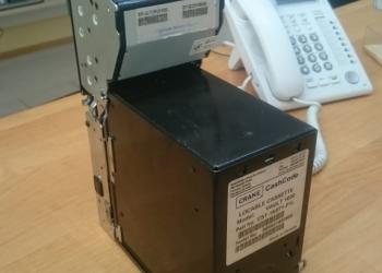 Купюроприемник Cash Code SM с кассетой на 1500 купюр.