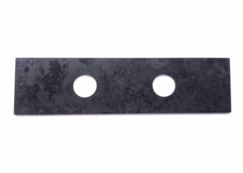 Молотки (ножи, бичи) дробилки ДДР (190х50х3) ст. 65Г