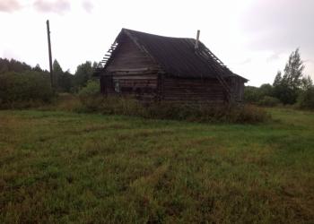 Земельный участок с домом на возвышенности