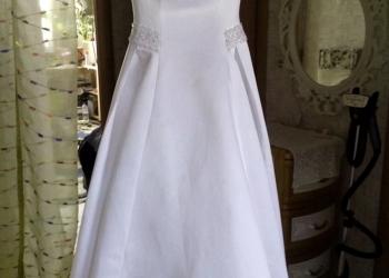 Платье свадебное, р. 42-44