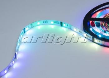"""Светодиодная RGB лента """"бегущий огонь"""" Arlight"""