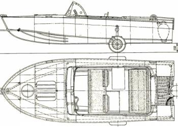 Продам лодку Прогресс4 с мотором и прицепом