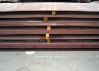 Износостойкая сталь Quard 450 Квард 450