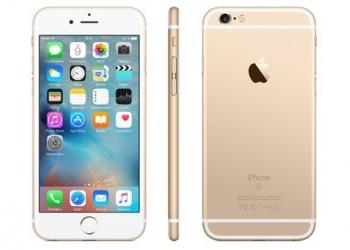 Продам Apple iPhone 6s 32 гб золотой