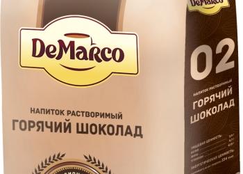 "Горячий шоколад ""02"""