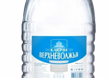 """Вода """"Ключи Верхневолжья"""""""