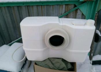 Новый насос для канализации, страна производитель Сербия!
