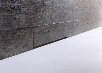 Встраиваемый в стену трап 90 см