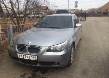 BMW M5, 2004