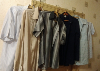 рубашки импортные