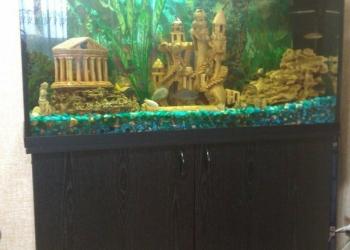 Срочно продам аквариум 200л.