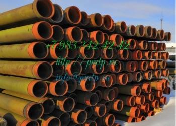 Трубопроводы ПМТП-150, ПМТ-150, ПМТБ-200 и ПМТ-100 со склада в г.Томске