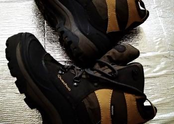Ботинки утепленные для походов зимой
