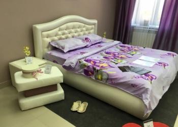 Кровати с мягким изголовьем. Изготовление на заказ.