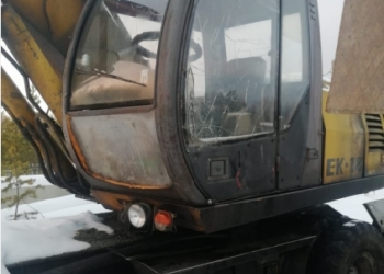 Экскаватор Твекс ЕК-18
