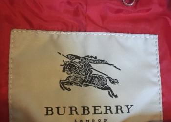 Тренч Burberry