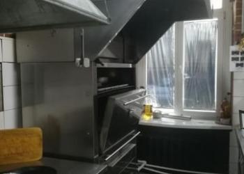 Печь-мангал Веста-45 с водяным пламегасителем
