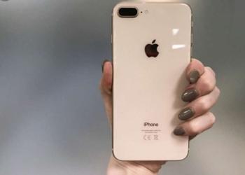 Айфон 8 золотой 64гб