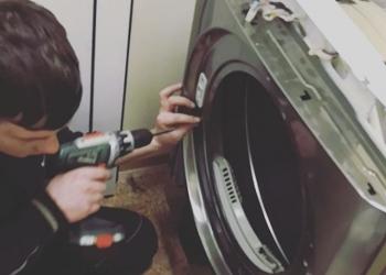 Ремонт стиральных машин и посудомоечных машин