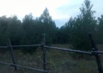 Продам земельный участка под ИЖС
