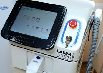 Диодный лазер 3х волновый