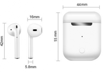 Беспроводные Bluetooth наушники Hiper TWS Air