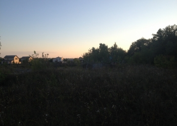 Участки на Кумысной поляне