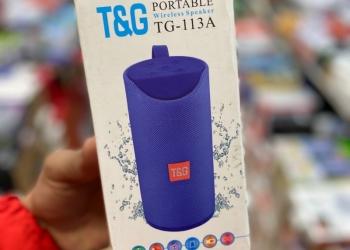 Портативные колонки блютуз TG-113