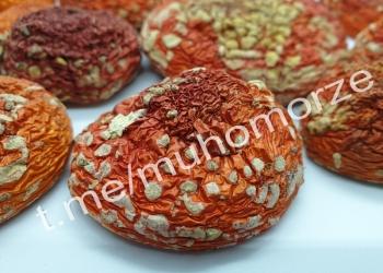 Мухоморы сушеные Премиум (Красные, Королевские, Пантерные) с доставкой