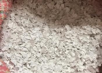 Продам дробленую пленку ПВХ (потолки)