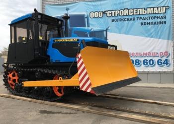 Бульдозер ДТ-75 новый от производителя.2021 года. Болотник.