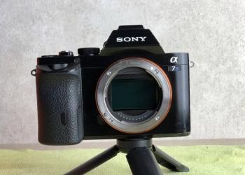 Sony Alpha ILCE-A7S Сверхчувствительный fullframe