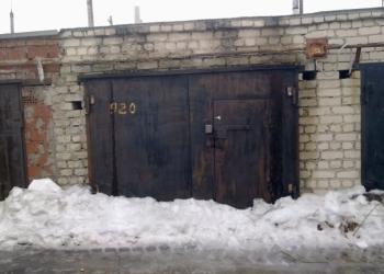 Капитальный гараж в ГСК-318