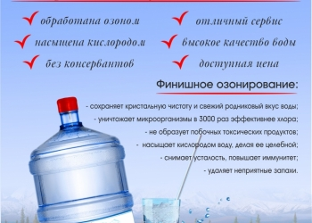 """Единая служба доставки воды """"Элит AQVA"""""""