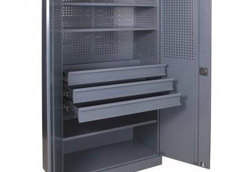 Купить в Днепропетровске металлический шкаф для
