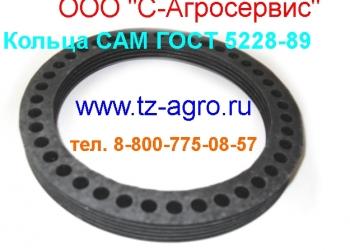 Кольцо резиновое для уплотнения труб ТУ 38.105895-90