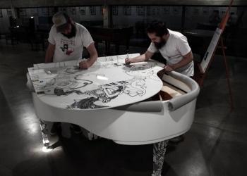 Рояли и пианино ведущих производителей.