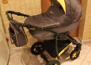 Продается коляска Camarelo 3 в 1.