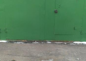 сдаю металлический гараж