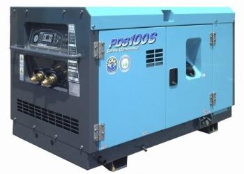 компрессор AIRMAN PDS100S.