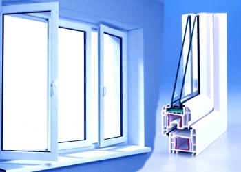 Окна и двери из ПВХ профиля