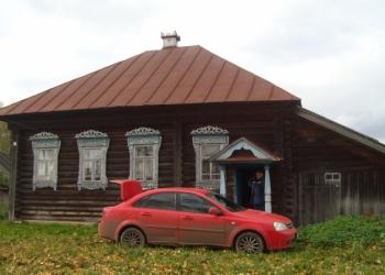 Добротный деревенский дом в живописной деревне Игнатьево Воскресенского р-на