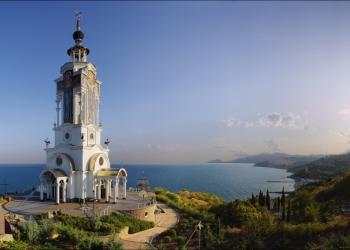 Паломнический тур в Крым