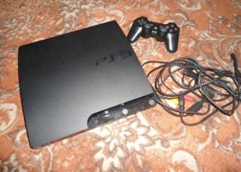 Продам Sony ps3 500gb